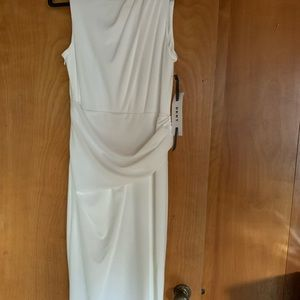 DKNY White dress size 10